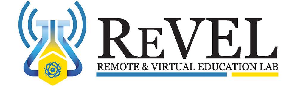 UFH, Remote and Virtual Education Lab New logo
