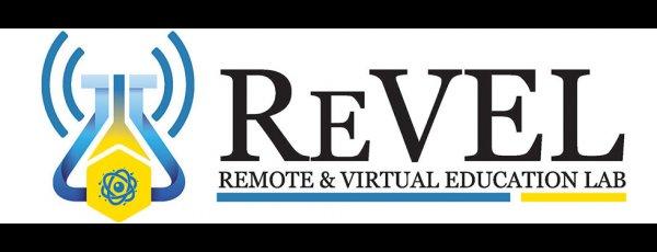 Remote and Virtual Education Lab New logo