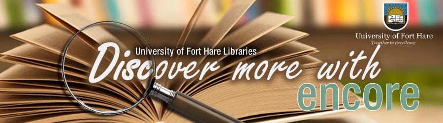 Find books, e-books, journal articles, etc., in one search