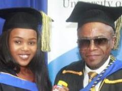 AbaThembu acting queen Usikhumbulile Dalindyebo and AmaRharhabe spokesperson Prince Zolile Burns-Ncamashe